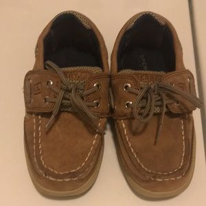 Toddler boy Sperry shoes